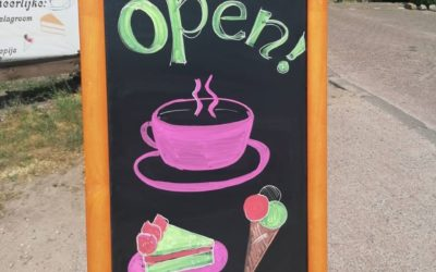 1e Pinksterdag en 2e Pinksterdag zijn wij open.