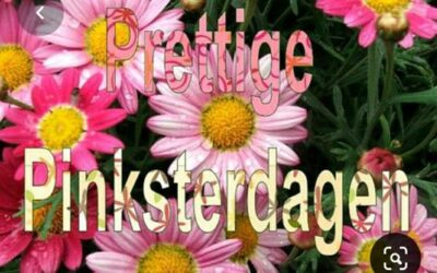 Pinksterweekend